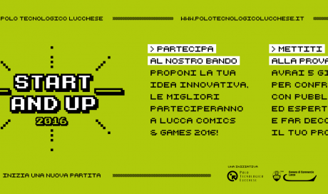 """LUCCA START & UP"""