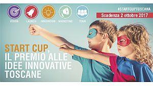 Start Cup Toscana 2017