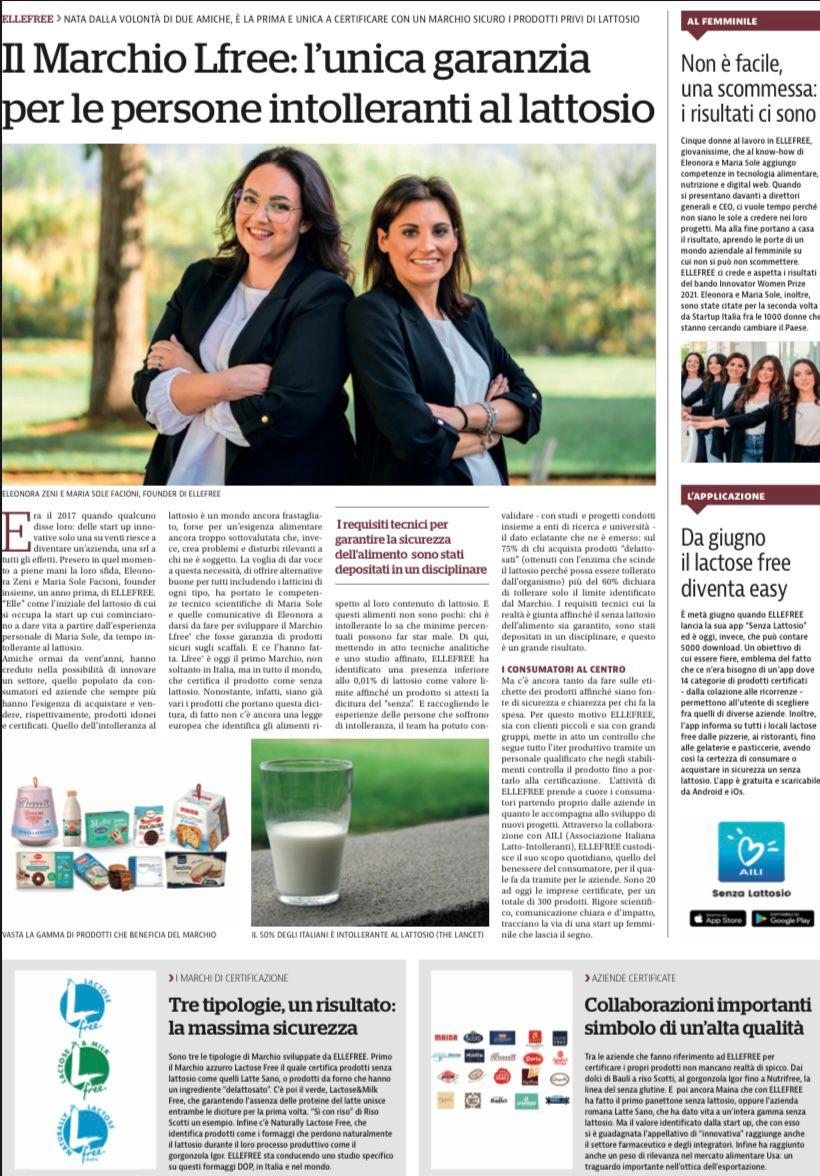 Articolo pubblicato sul quotidiano La Repubblica